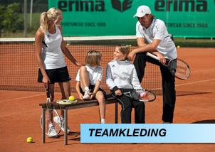Teamkleding tennis langedijk