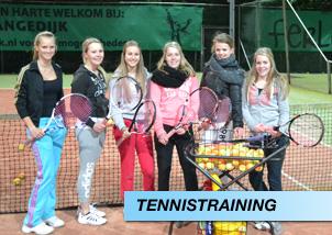 Tennis training langedijk
